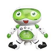 RC-robotti LZ444-6 Lasten Electronics ABS laulu Tanssia Kävely Puhuminen Multi-function Kauko-ohjain