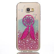 для samsung galaxy a5 (2017) a3 (2017) phone case tpu материал ветер куранты флеш-память телефон случай