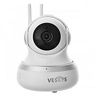 economico Accessori Elettronici-videocamera ip di sorveglianza di sicurezza veskys® 1080p hd 2.0mp wifi / cloud storage / audio bidirezionale / monitor remoto / visione notturna