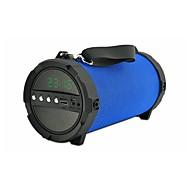 preiswerte Lautsprecher-jy-48 Bluetooth / Uhrzeitanzeige / Lampen Bluetooth 3.0 3.5 mm AUX Subwoofer Schwarz / Dunkelblau / Purpur