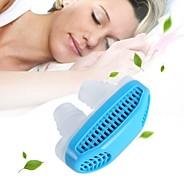 1kpl nukkuva tuki anti-snoring pysäyttää nenä hiominen ilmansuodatin suodattimen ilmanpuhdistuslaite terveydenhuollon väri satunnainen