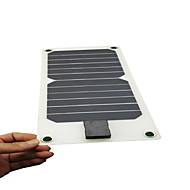 sunpower usb neo ηλιακός ηλιακός συσσωρευτής φορτιστής μπαταριών 6.5w 5v 1a
