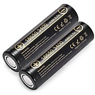 voordelige Batterijen & Opladers-liitokala lii - 34a 18650 li-ion oplaadbare batterij 2 stks lithiumbatterij