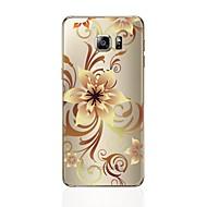 お買い得  Galaxy S7 ケース / カバー-ケース 用途 Samsung Galaxy S8 Plus S8 クリア パターン バックカバー フラワー ソフト TPU のために S8 Plus S8 S7 edge S7 S6 edge plus S6 edge S6 S5 S4