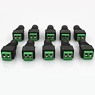 10個 高品質 デコレーション 電気コネクタ