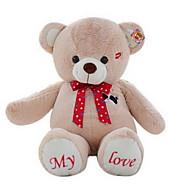 cheap Toys & Hobbies-Stuffed Toys Doll Pillow Toys Duck Dog Bear Animal Panda Coral Fleece Linen/Cotton Unisex Pieces