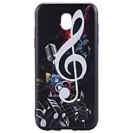 voor case cover patroon achterkant behuizing cartoon soft tpu voor Samsung Galaxy J7 Prime J7 (2017) j7 v j5 prime j5 (2016) j3 j3 (2016)