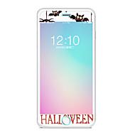 Закаленное стекло Защитная плёнка для экрана для Apple iPhone 8 Защитная пленка для экрана Уровень защиты 9H Взрывозащищенный Узор