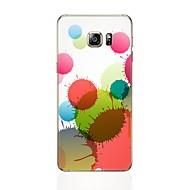 Etui Til Samsung Galaxy S8 Plus S8 Mønster Bagcover Geometrisk mønster Blødt TPU for S8 S8 Plus S7 edge S7 S6 edge plus S6 edge S6 S5 S4