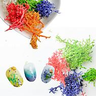 halpa -1 Nail Art Decoration tekojalokivi Pearls meikki Kosmeettiset Nail Art Design