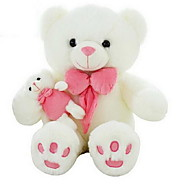 cheap Toys & Hobbies-Stuffed Toys Dolls Stuffed Pillow Toys Duck Animals Bear Simulation Not Specified Pieces