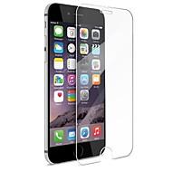 Недорогие Защитные плёнки для экрана iPhone-Защитная плёнка для экрана Apple для iPhone 6s Plus iPhone 6 Plus Закаленное стекло 1 ед. Защитная пленка для экрана Против отпечатков