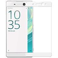Screen Protector for Sony Sony Xperia XA Ultra Tempered Glass 1 pc Full Body Screen Protector Explosion Proof Scratch Proof 3D Curved edge