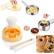 お買い得  キッチン&ダイニング-ベークツール プラスチック パン / ケーキ / Cupcake 円形 ケーキ型