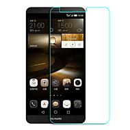 billige Skærmbeskyttelse-Skærmbeskytter Huawei for Hærdet Glas 1 stk Skærmbeskyttelse 2.5D bøjet kant 9H hårdhed High Definition (HD)