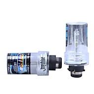 お買い得  -joyshine 2pcs D8S / C 車載 電球 55W 3200lm ヘッドランプ
