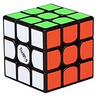 voordelige Speelgoed & Hobby-Rubiks kubus QI YI 3 3*3*3 Soepele snelheid kubus Magische kubussen Educatief speelgoed Puzzelkubus Gladde sticker Vierkant Verjaardag