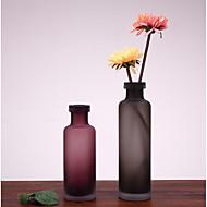 yaratıcı stil yumuşak kıyafet basit moda takı süs eşyaları ev mobilya donmuş cam vazo