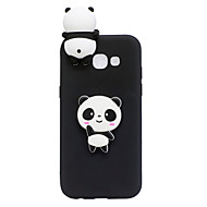 cheap Samsung Accessories Weekly Deals-Case For Samsung Galaxy A5(2017) A3(2017) Pattern DIY Back Cover Panda 3D Cartoon Soft TPU for A3(2017) A5(2017) A7(2017)