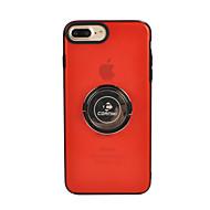 Θήκη Za Apple iPhone X iPhone 8 Prsten držač Kućište Jedna barva Tvrdo PC za iPhone X iPhone 8  Plus iPhone 8 iPhone 7 Plus iPhone 7
