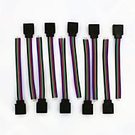 abordables Controladores RGB-Cable eléctrico 220 Accesorio de iluminación 10 6.5 0.5