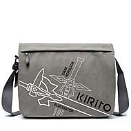 Χαμηλού Κόστους Στολές Ηρώων και Κοστούμια-Τσάντα Εμπνευσμένη από Sword Art Online Kirito Anime Αξεσουάρ για Στολές Ηρώων Καμβάς