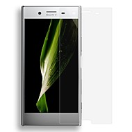 billige Skærmbeskyttelse til Sony-Skærmbeskytter for Sony Xperia XZ Premium Hærdet Glas 1 stk Skærmbeskyttelse Ridsnings-Sikker Eksplosionssikker High Definition (HD)