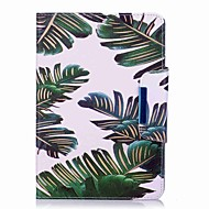 baratos Acessórios para Tablets-Capinha Para Samsung Galaxy Tab S2 8,0 Capa Proteção Completa Tablet Cases Unicórnio Flamingo Mármore Desenho Animado Rígida PU Leather
