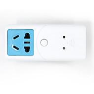 sonoff® s22 cn 10a 2200w wifi vezeték nélküli távirányító socket intelligens időzítő app telefonnal alexa segítségével