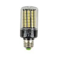 voordelige LED-maïslampen-1pc 12W 1180 lm E27 LED-maïslampen 132 leds SMD 5736 Decoratief LED verlichting Warm wit Koel wit AC 85-265V