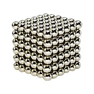abordables Juguetes y juegos-20 pcs 10mm Juguetes Magnéticos Bloques magnéticos Bolas magnéticas Bloques de Construcción Clásico Tipo magnético Simple Juguetes de oficina Novedad Adulto Chico Chica Juguet Regalo