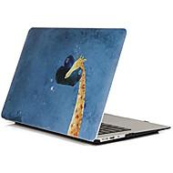 """お買い得  MacBook 用ケース/バッグ/スリーブ-MacBook ケース 動物 / カートゥン ポリカーボネート のために 新MacBook Pro 15"""" / 新MacBook Pro 13"""" / MacBook Pro 15インチ"""