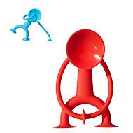 abordables Juegos-LT.Squishies Juguete fidget Figuras de acción con ventosa Familia Alivio del estrés y la ansiedad Juguetes de oficina 1 pcs Niños Adulto Chico Chica Juguet Regalo