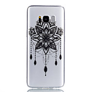Etui Til Samsung Galaxy S8 Plus S8 Transparent Mønster Bagcover Drømme fanger Blødt TPU for S8 S8 Plus S7 edge S7 S6