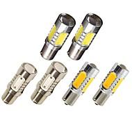 Недорогие Задние фонари-6шт Лампы 7.5W W COB 750lm lm 5 Задний свет ForУниверсальный Все модели Все года