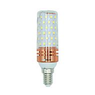 povoljno -BRELONG® 1 kom. 16W 1300 lm E14 LED klipaste žarulje 84 LED diode SMD 2835 Toplo bijelo Bijela Boja izvora dvostrukog svjetla AC 220-240V