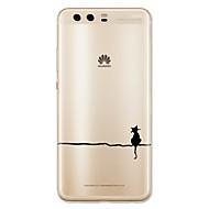 halpa Puhelimen kuoret-Etui Käyttötarkoitus Huawei P9 Huawei P9 Lite Huawei P8 Huawei Huawei P9 Plus Huawei P7 Huawei P8 Lite Huawei Mate 8 P10 Lite Kuvio