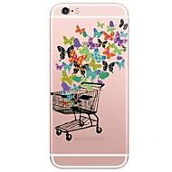 Недорогие Кейсы для iPhone 8-Кейс для Назначение Apple iPhone X iPhone 8 Plus С узором Кейс на заднюю панель Камуфляж Мягкий ТПУ для iPhone X iPhone 8 Pluss iPhone 8