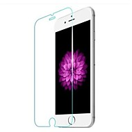 voordelige iPhone screenprotectors -Screenprotector Apple voor iPhone 7 Gehard Glas 2 pcts Voorkant screenprotector Anti-glans Anti-vingerafdrukken Krasbestendig 2.5D