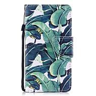 preiswerte iPod-Hüllen / Cover-Hülle Für iTouch 5/6 Geldbeutel Kreditkartenfächer mit Halterung Flipbare Hülle Muster Ganzkörper-Gehäuse Hart