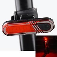 안전 등 LED 싸이클링 충전식 리튬 배터리 루멘 USB 레드 사이클링 야외