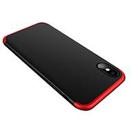 Недорогие Кейсы для iPhone 8-Кейс для Назначение Apple iPhone X iPhone 8 Ультратонкий Матовое Чехол Сплошной цвет Твердый PC для iPhone X iPhone 8 Plus iPhone 8