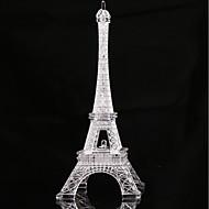 저렴한 -1pc 19cm 낭만적 인 에펠 탑 주도 밤 빛 책상 웨딩 라이트 램프