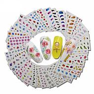 Nagelkunst sticker Decals Set make-up Cosmetische Nagelkunst ontwerp