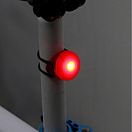 abordables Linternas, Lámparas y Luces-Luz Trasera para Bicicleta LED Ciclismo Fácil de Transportar CR2032 Lumens pila de botón Ciclismo