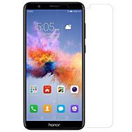 お買い得  スクリーンプロテクター-スクリーンプロテクター Huawei のために Honor 7X PET 1枚 スクリーンプロテクター アンチグレア 指紋防止 傷防止 マット 超薄型