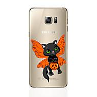 Недорогие Чехлы и кейсы для Galaxy S8 Plus-Кейс для Назначение SSamsung Galaxy S8 Plus S8 С узором Задняя крышка Мультипликация Мягкий TPU для S8 S8 Plus S7 edge S7 S6 edge plus S6