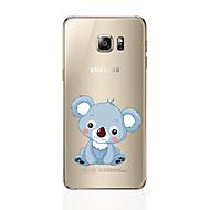 Недорогие Чехлы и кейсы для Galaxy S8 Plus-Кейс для Назначение SSamsung Galaxy S8 Plus S8 С узором Кейс на заднюю панель Животное Мягкий ТПУ для S8 Plus S8 S7 edge S7 S6 edge plus