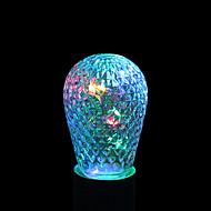 お買い得  LED ボール型電球-YWXLIGHT® 1W 100-200lm E27 LEDボール型電球 12 LEDビーズ 装飾用 RGB +ウォーム 85-265V