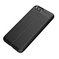 お買い得  携帯電話ケース-ケース 用途 Xiaomi Redmi Note 4X / Redmi Note 4 耐衝撃 / つや消し バックカバー ソリッド ソフト TPU のために Xiaomi Redmi Note 4X / Xiaomi Redmi Note 4 / Xiaomi Redmi 4A